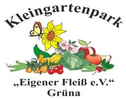 Logo - Kleingartenpark Eigener Fleiß e.V.